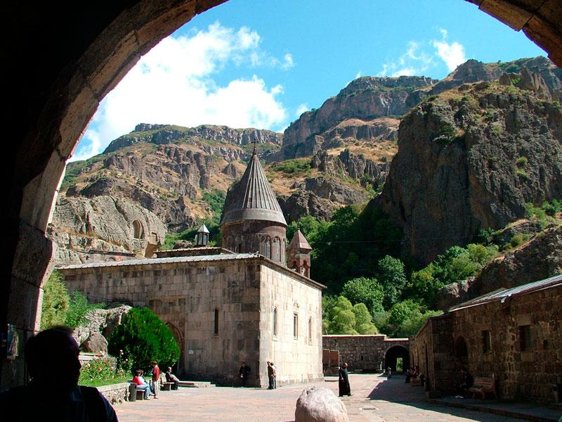 Экскурсионный тур по центральной части Армении!!!