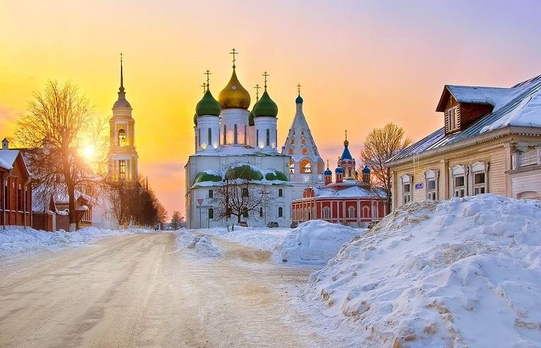 Зимняя история трех кремлей и секрет коломенской пастилы (2 дня)