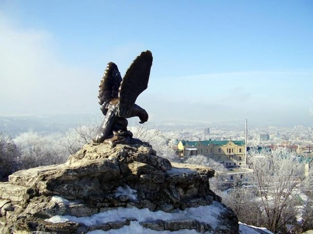 Ожерелье Кавказских Минеральных Вод 7 дней (зима-весна)